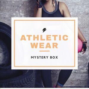 | Mystery Box | athletic wear. Size L/8-10.